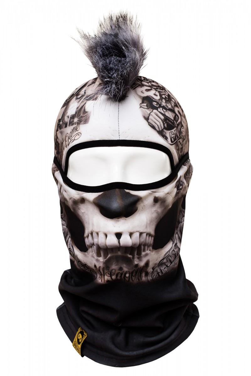 Mohawk-Crime-Skull