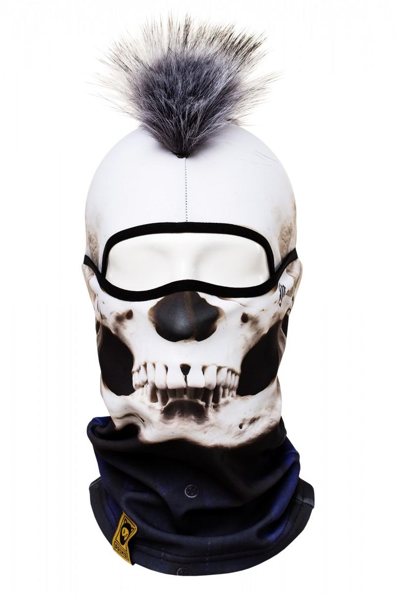 Mohawk-Skull